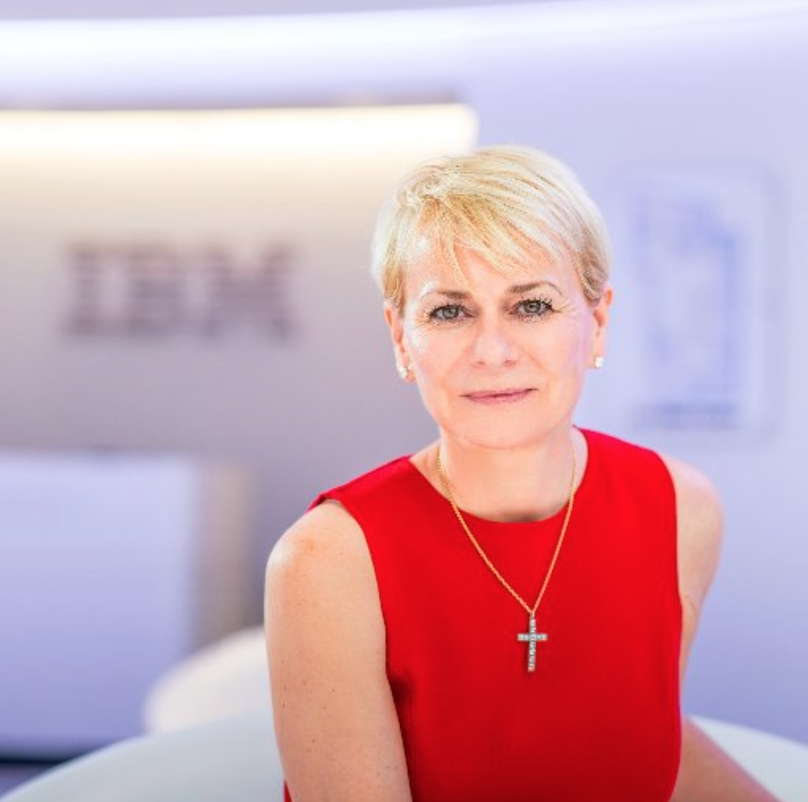 Harriet Green, General Manager IBM Watson IoT