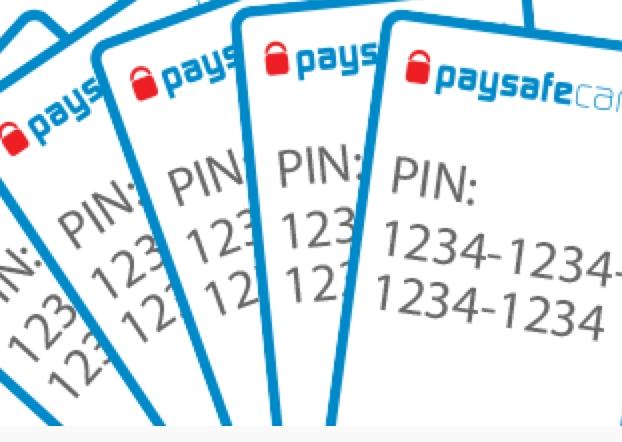 Paysafecard 1 Euro