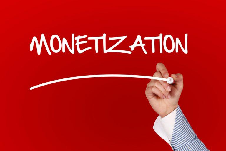 Monetizzazione dei Dati: white paper, webcast, servizi