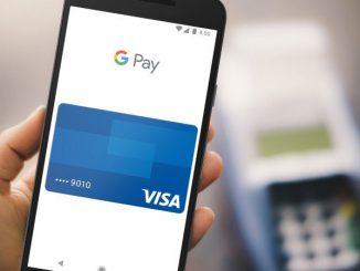 Google Pay pagamenti