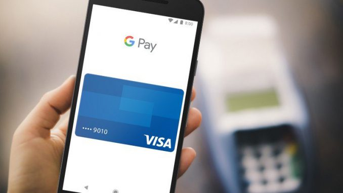 Google Pay pagamenti