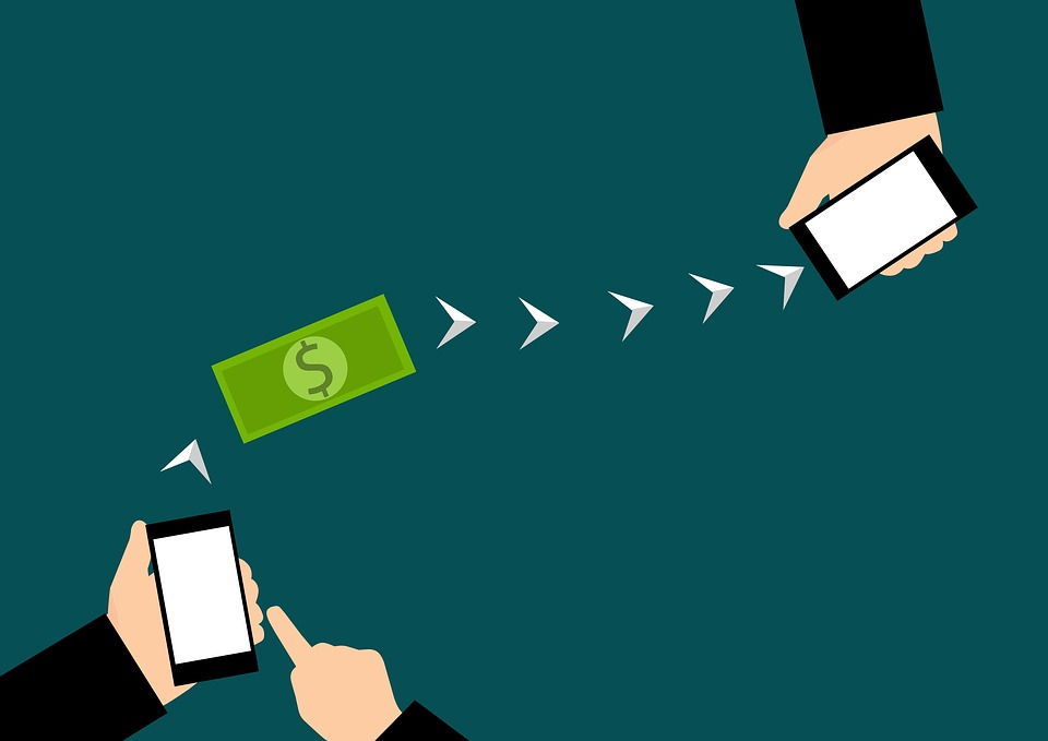 Trasferimento Di Denaro, Mobile Banking, Business