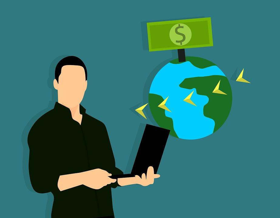 Pagamento, Global, Banca, On Line, Applicazione