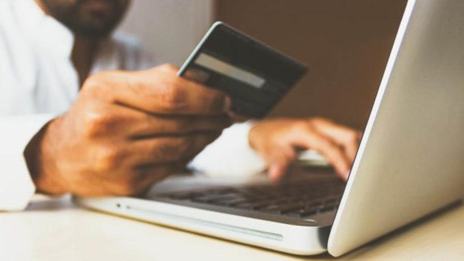 ecommerce checkout concept